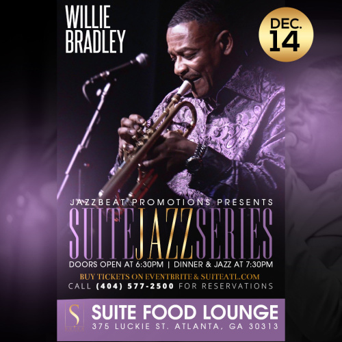 Willie Bradley Live at Suite