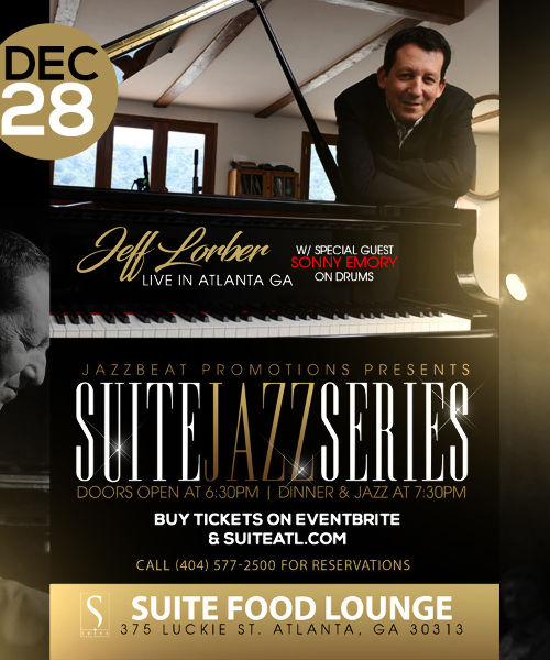 Jeff Lorber Live at Suite
