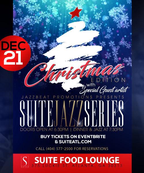 Suite Jazz Series Christmas Edition