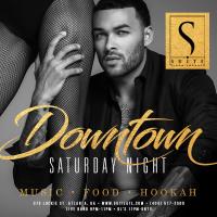 Downtown Saturday Night