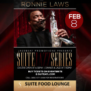 Ronnie Laws Live at Suite