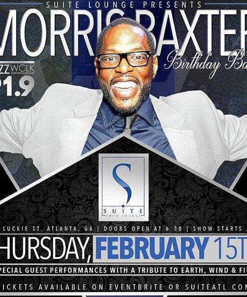 Morris Baxter's Birthday Celebration 2018