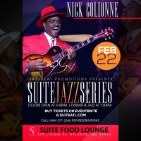 Nick Colionne Live at Suite