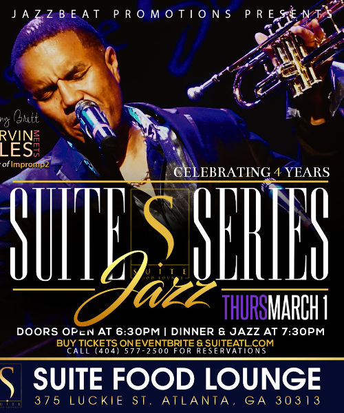 Johnny Britt Live at At Suite