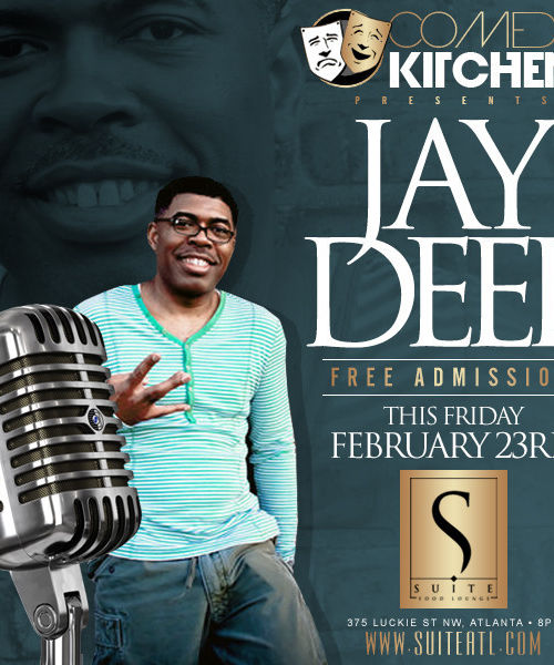 The Comedy Kitchen Ft Jay Deep