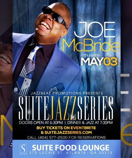 Joe McBride Live at Suite