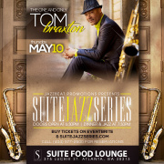Tom Braxton Live at Suite