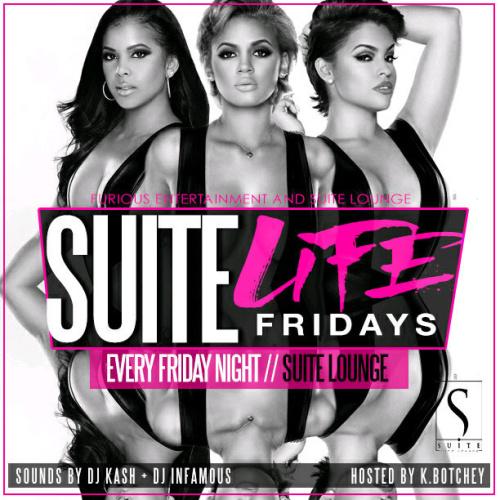 Suite Life Fridays