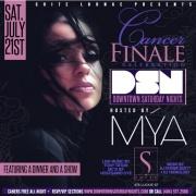Downtown Saturday Night ft Mya