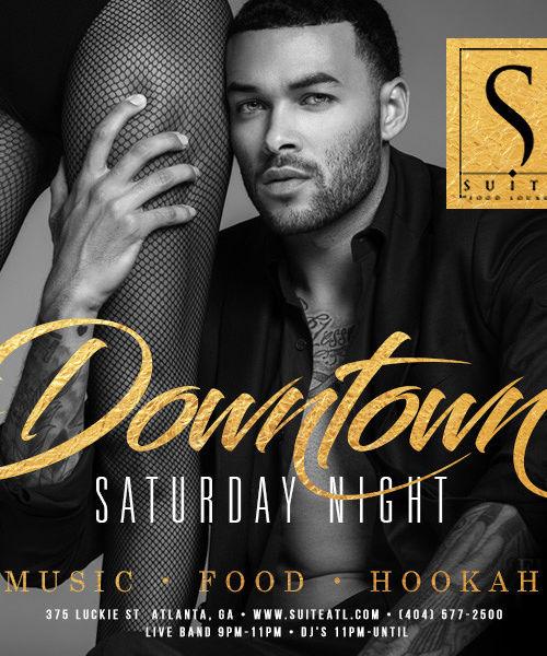 Downtown Saturday Nights