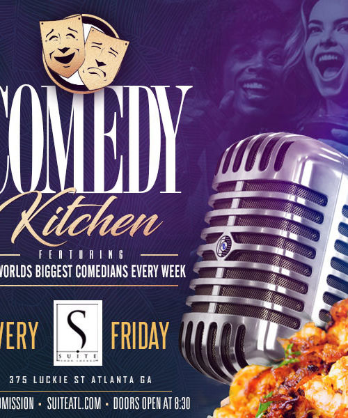 The Comedy Kitchen