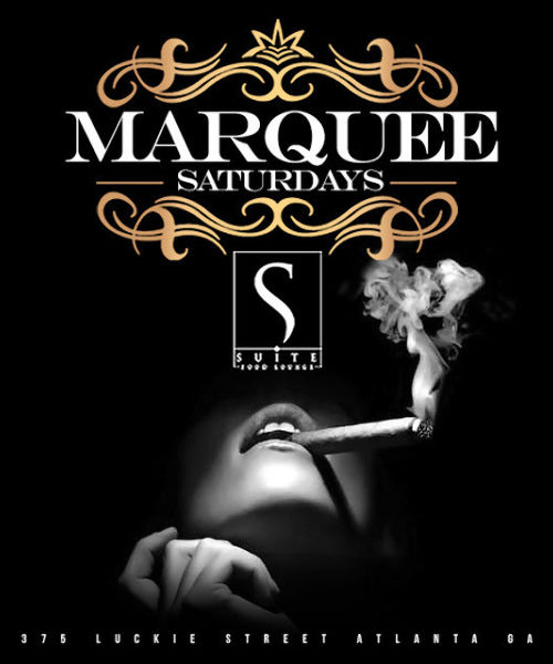 Marquee Saturdays at Suite