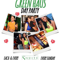 Greenhaus Sunday Day Party