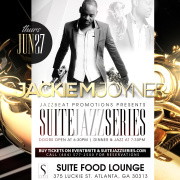 Jackiem Joyner Live at Suite