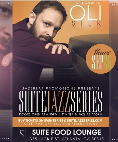 Oli Silk Live Suite