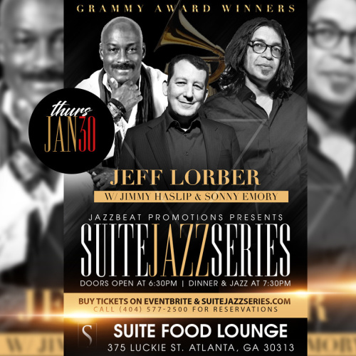 Jeff Lorber with Sonny Emory & Jimmy Haslip