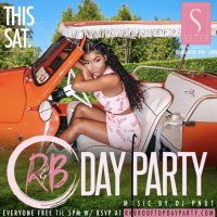 R&B ROOFTOP DAY PARTY