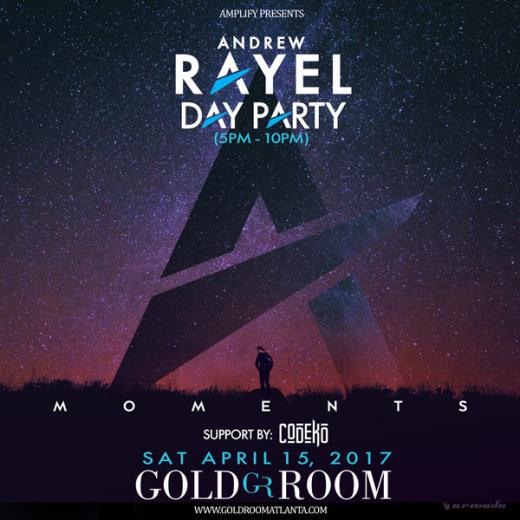 ANDREW RAYEL - Day Party