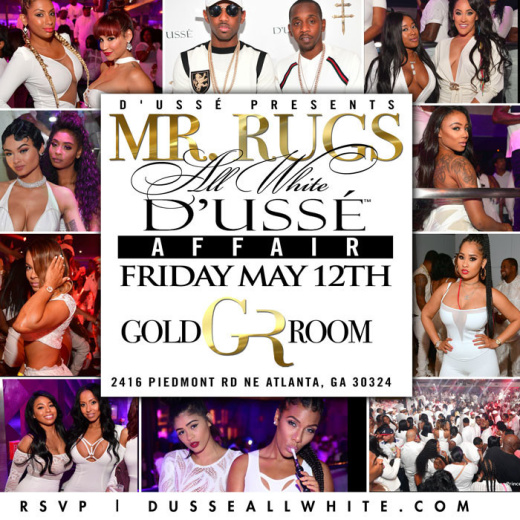 Mr Rugs :: ALL WHITE PARTY