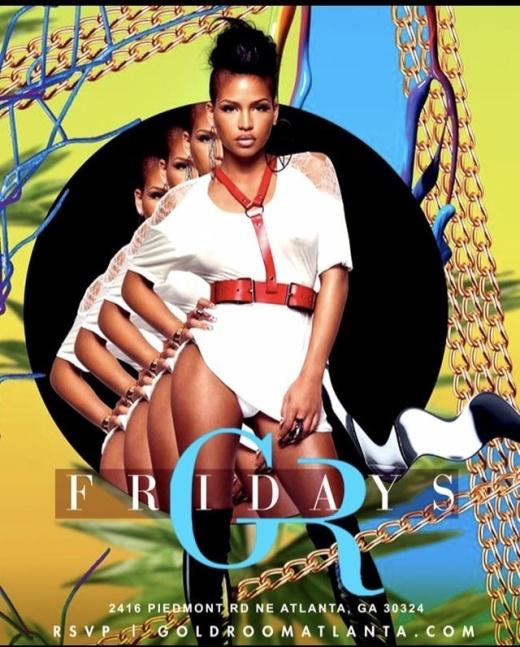 Gold Room Fridays :: Hip Hop