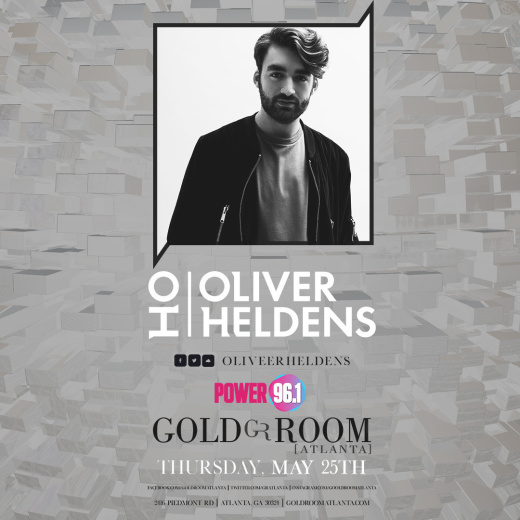 Power 96.1 presents :: OLIVER HELDENS