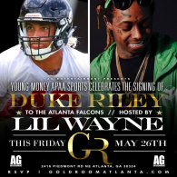 Gold Room Fridays :: Hosted by Lil Wayne
