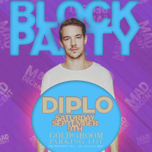 DIPLO :: BLOCK PARTY