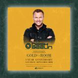 DASH BERLN - Gold Room 3 year Anniversary