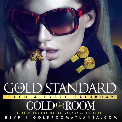 Gold Room Saturdays