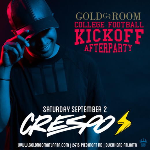 Crespo : College Football Kickoff Afterparty
