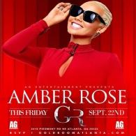 3 Year Anniversary: Amber Rose