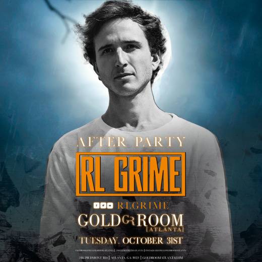 RL Grime Live Afterparty