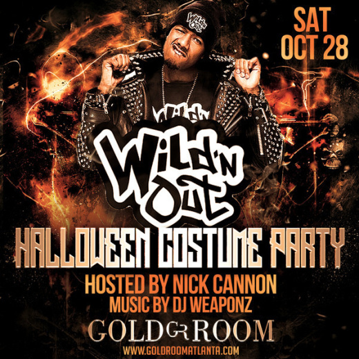 Wild N Out Halloween Costume Party : Hosted by Nick Cannon