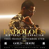 Gold Room Fridays