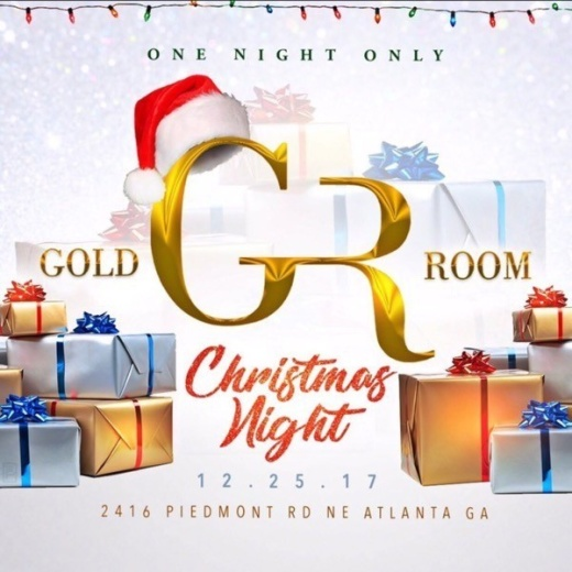 Gold Room: Presents:  A Christmas Party
