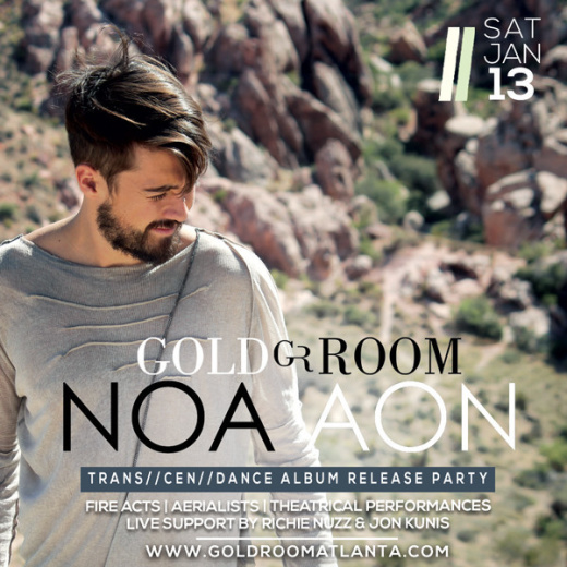 NOA | AON Album Release Party