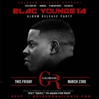 Blac Youngsta: Album Release Party