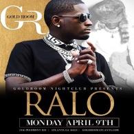 Gold Room Presents: RALO