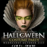 GOLD ROOM HALLOWEEN PARTY