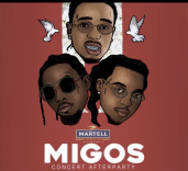 DRAKE/MIGOS OFFICAL CONCERT AFTER PARTY