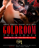 Gold Room Thursdays : HipHop