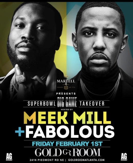 BIG GAME FRIDAY:MEEK MILL & FABOLOUS