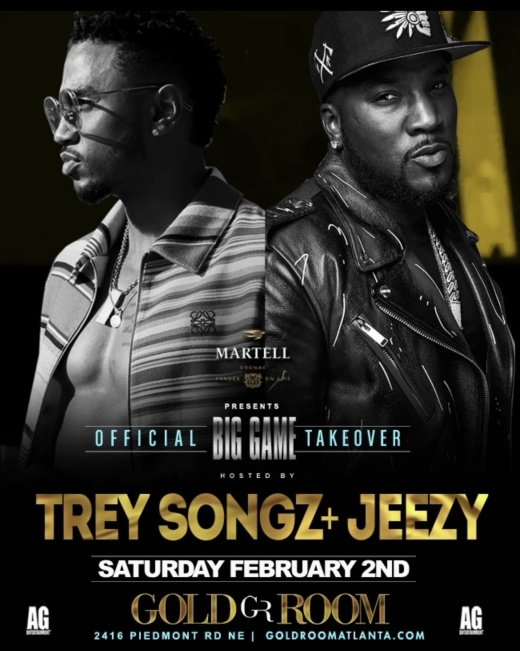 BIG GAME SATURDAY : TREY SONGZ & JEEZY