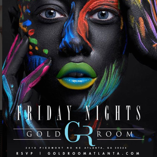 HIPHOP FRIDAYS AT GOLDROOM