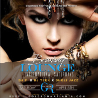 Goldroom Saturday Bombay Lounge