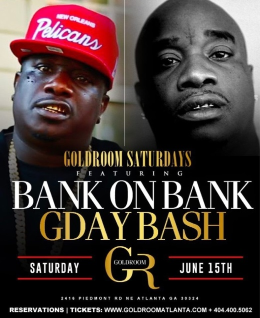 BANK ON BANK BDAY BASH