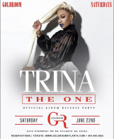 HIP HOP PRINCESS TRINA at GOLDROOM SATURDAYS: ATL'S #1 HIPHOP PARTY