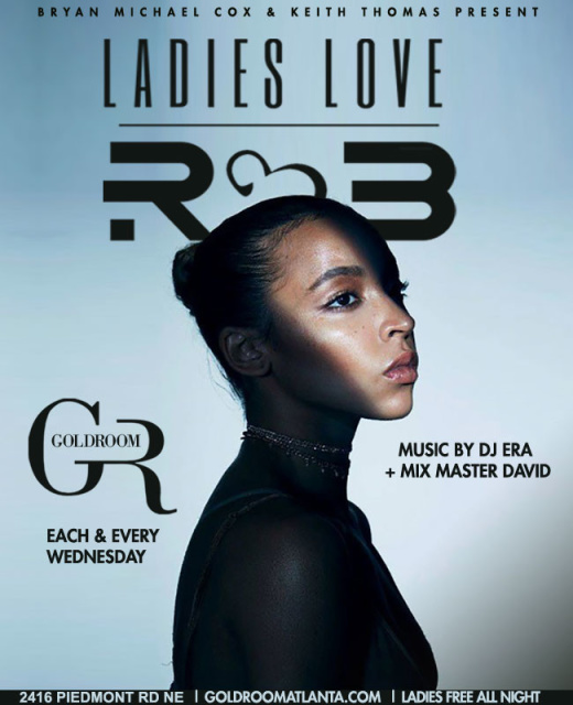 Ladies Love R&B Wednesday Night