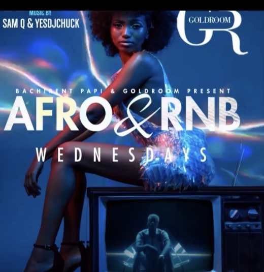 AFRO MEETS R&B WEDNESDAYS