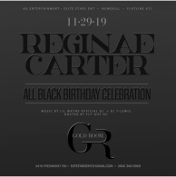 Reginae Carter Birthday Celebration